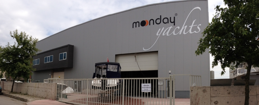MOONDAY YACHTS FACTORY - ISTANBUL